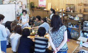 有機村料理教室